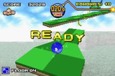 Super Monkey Ball Jr GBA 109