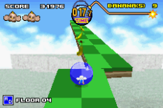Super Monkey Ball Jr GBA 110