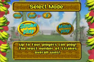 Super Monkey Ball Jr GBA 111