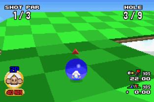 Super Monkey Ball Jr GBA 122
