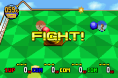 Super Monkey Ball Jr GBA 131