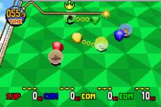 Super Monkey Ball Jr GBA 132