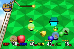 Super Monkey Ball Jr GBA 133