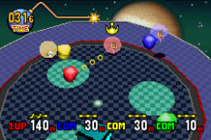 Super Monkey Ball Jr GBA 142