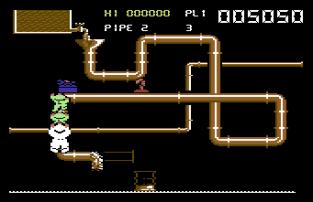 Super Pipeline 2 C64 09