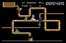 Super Pipeline 2 C64 10