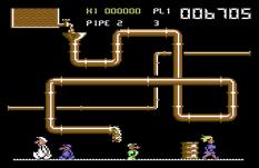 Super Pipeline 2 C64 11