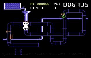 Super Pipeline 2 C64 12