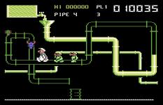Super Pipeline 2 C64 21