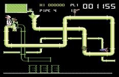 Super Pipeline 2 C64 22