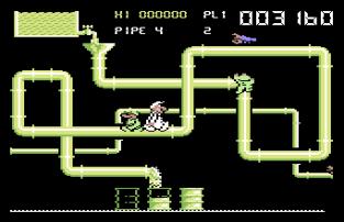 Super Pipeline 2 C64 23