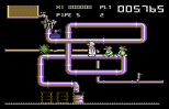 Super Pipeline 2 C64 27
