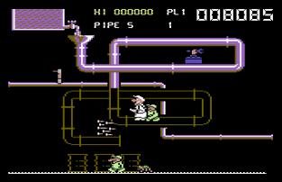 Super Pipeline 2 C64 31