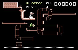 Super Pipeline 2 C64 34