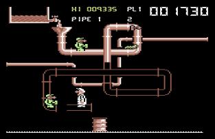 Super Pipeline 2 C64 42