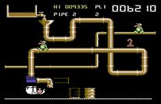 Super Pipeline 2 C64 43