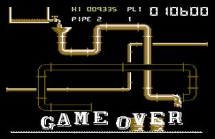 Super Pipeline 2 C64 45