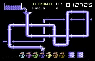 Super Pipeline 2 C64 53