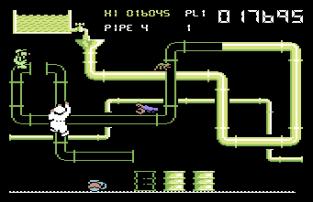 Super Pipeline 2 C64 67