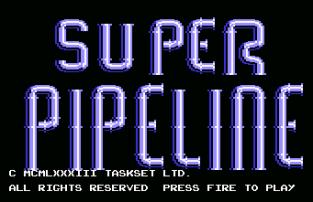 Super Pipeline C64 01