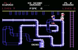 Super Pipeline C64 34