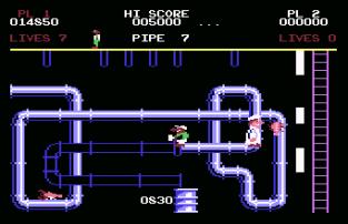 Super Pipeline C64 45