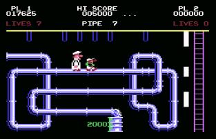Super Pipeline C64 53
