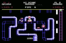 Super Pipeline C64 60