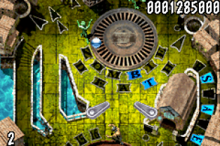 The Pinball of the Dead GBA 09