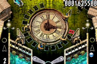 The Pinball of the Dead GBA 12