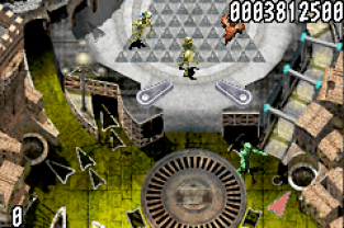 The Pinball of the Dead GBA 20