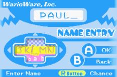 WarioWare Inc - Mega Microgames GBA 010