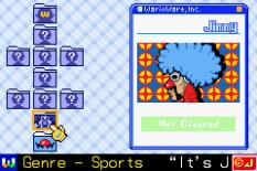 WarioWare Inc - Mega Microgames GBA 033