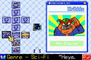 WarioWare Inc - Mega Microgames GBA 119