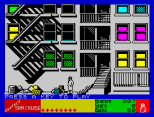 Contact Sam Cruise ZX Spectrum 03