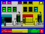 Contact Sam Cruise ZX Spectrum 04