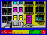 Contact Sam Cruise ZX Spectrum 05