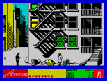 Contact Sam Cruise ZX Spectrum 06