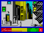 Contact Sam Cruise ZX Spectrum 07