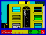 Contact Sam Cruise ZX Spectrum 13