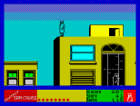 Contact Sam Cruise ZX Spectrum 14