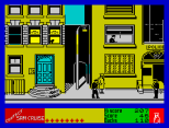 Contact Sam Cruise ZX Spectrum 15