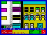 Contact Sam Cruise ZX Spectrum 16