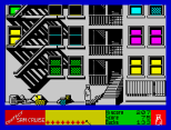 Contact Sam Cruise ZX Spectrum 17