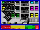 Contact Sam Cruise ZX Spectrum 17