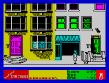 Contact Sam Cruise ZX Spectrum 18