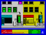 Contact Sam Cruise ZX Spectrum 19