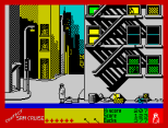 Contact Sam Cruise ZX Spectrum 24