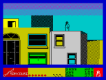 Contact Sam Cruise ZX Spectrum 25