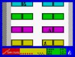 Contact Sam Cruise ZX Spectrum 27